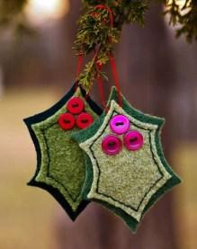 Easy DIY Christmas Ornaments Decoration Ideas 28