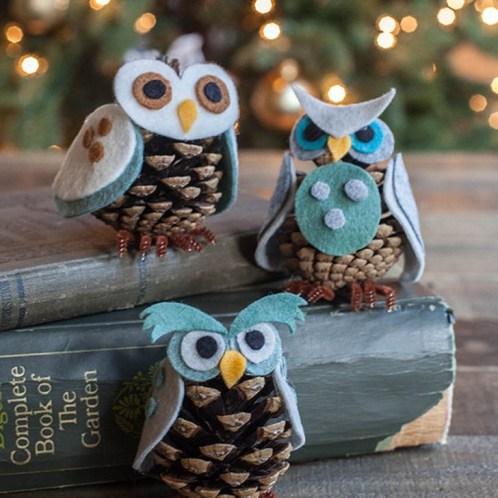 Easy DIY Christmas Ornaments Decoration Ideas 37