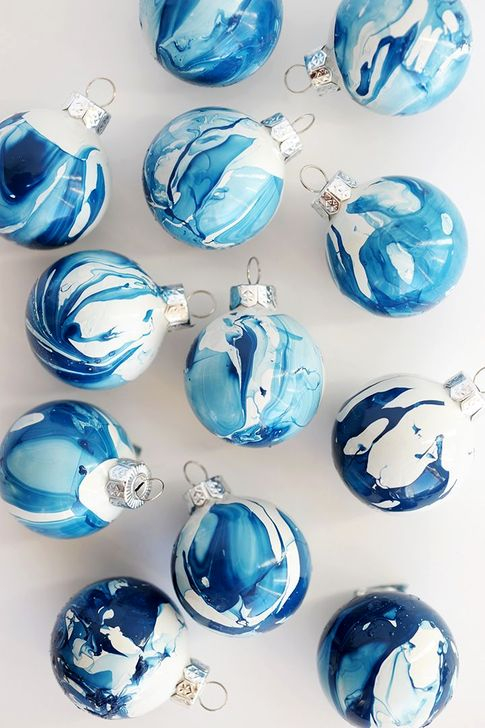 Easy DIY Christmas Ornaments Decoration Ideas 40