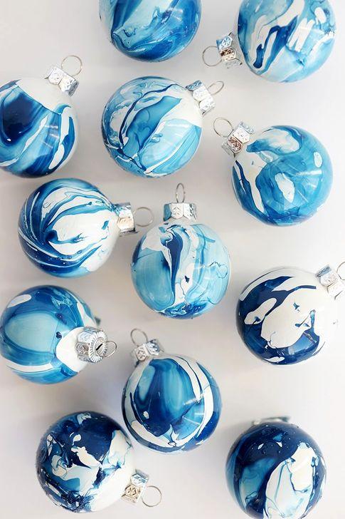 Easy DIY Christmas Ornaments Decoration Ideas 40