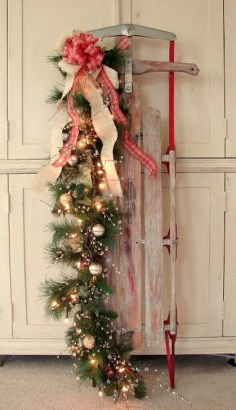 Excellent Christmas Wearth Decoration For Your Door 29