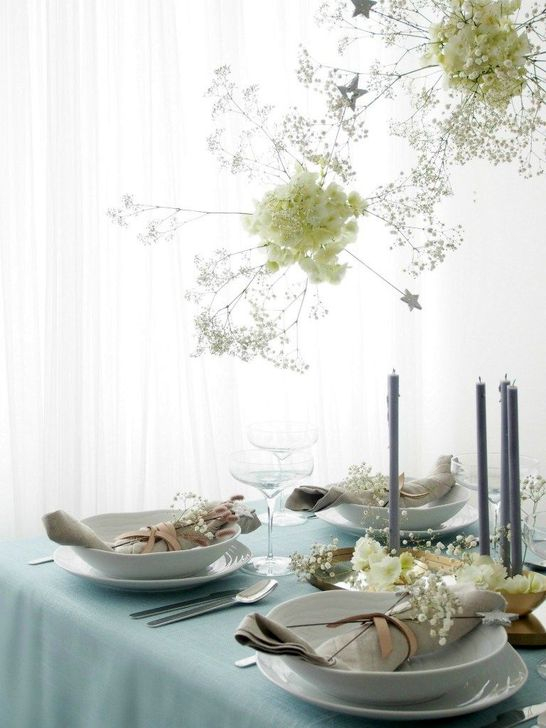 Fantastic New Years Eve Party Table Decoration Ideas 13