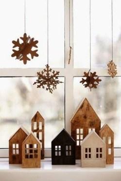 Inspiring Wooden Winter Decoration Ideas 15