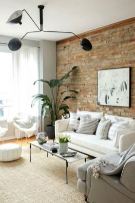Lovely Neutral Decoration Ideas For Your Living Room 08