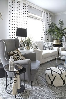 Lovely Neutral Decoration Ideas For Your Living Room 46