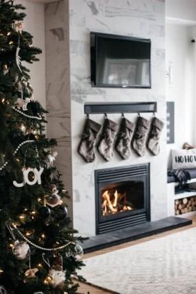 Modern Christmas Home Tour For Home Decor 09