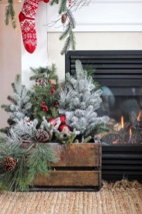 Rustic Farmhouse Christmas Decoration Ideas 13