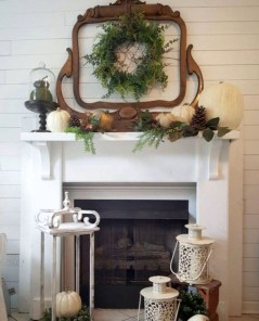 Stunning Shabby Chic Christmas Decoration Ideas 03