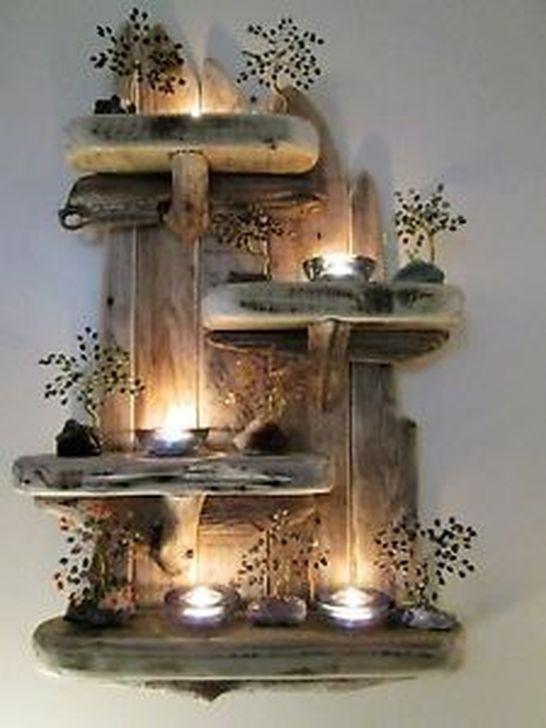 Stunning Shabby Chic Christmas Decoration Ideas 10