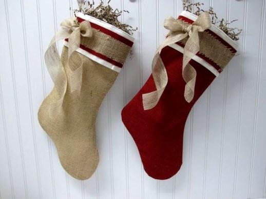 Stunning Shabby Chic Christmas Decoration Ideas 23