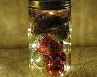 Stunning Shabby Chic Christmas Decoration Ideas 49
