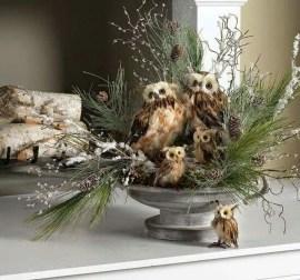 Stunning Shabby Chic Christmas Decoration Ideas 51
