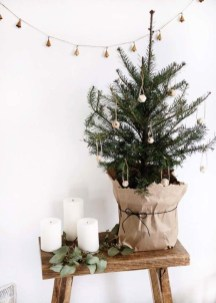 Wonderful Scandinavian Christmas Decoration Ideas 10