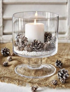 Wonderful Scandinavian Christmas Decoration Ideas 13