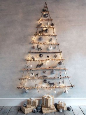 Wonderful Scandinavian Christmas Decoration Ideas 28