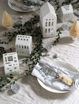 Wonderful Scandinavian Christmas Decoration Ideas 34