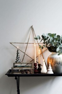 Wonderful Scandinavian Christmas Decoration Ideas 39
