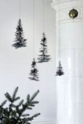 Wonderful Scandinavian Christmas Decoration Ideas 46