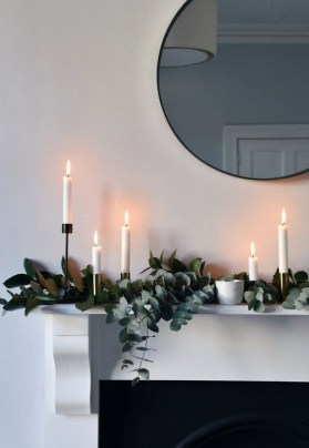 Wonderful Scandinavian Christmas Decoration Ideas 47