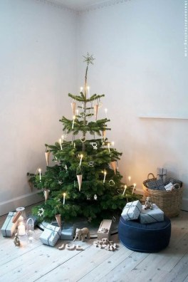 Wonderful Scandinavian Christmas Decoration Ideas 59
