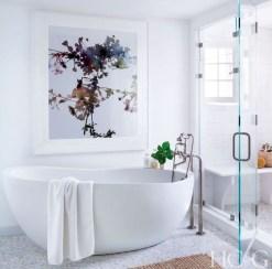 Adorable Beach Bathroom Design Ideas 34