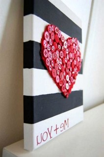 Awesome Valentines Day Decoration For Inspiration 46