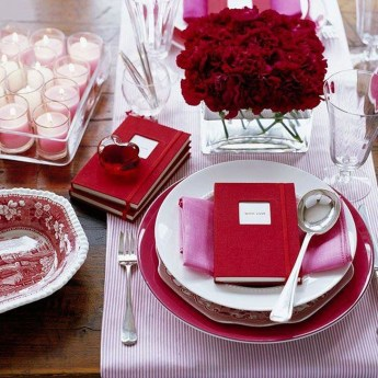 Beautiful Valentines Day Table Decoration Ideeas 01