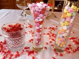 Beautiful Valentines Day Table Decoration Ideeas 04