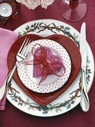 Beautiful Valentines Day Table Decoration Ideeas 15