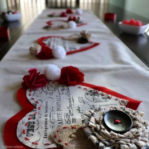 Beautiful Valentines Day Table Decoration Ideeas 47