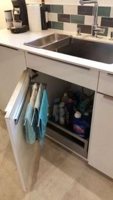Best DIY Kitchen Storage Ideas For More Space In The Kitchen 24