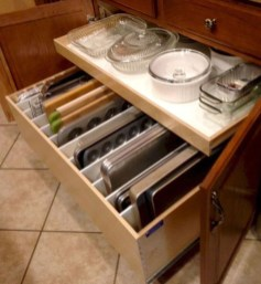 Best DIY Kitchen Storage Ideas For More Space In The Kitchen 48