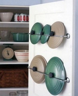 Best DIY Kitchen Storage Ideas For More Space In The Kitchen 53