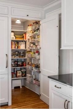 Best DIY Kitchen Storage Ideas For More Space In The Kitchen 57