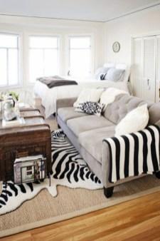 Brilliant Studio Apartment Decor Ideas On A Budget 02