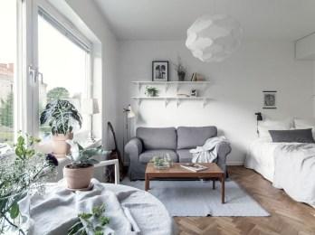 Brilliant Studio Apartment Decor Ideas On A Budget 06
