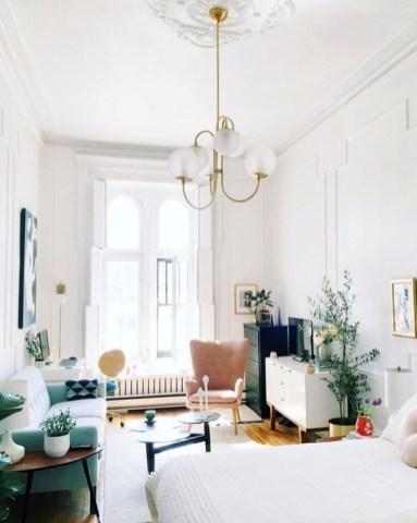 Brilliant Studio Apartment Decor Ideas On A Budget 08