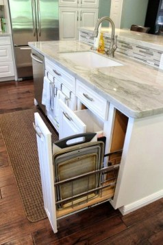Cool Kitchen Island Design Ideas 02