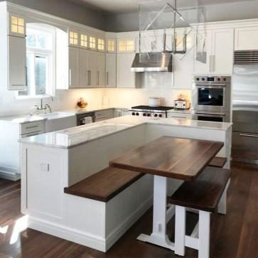 Cool Kitchen Island Design Ideas 10