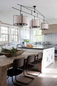 Cool Kitchen Island Design Ideas 17