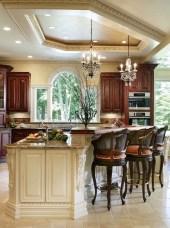 Cool Kitchen Island Design Ideas 28
