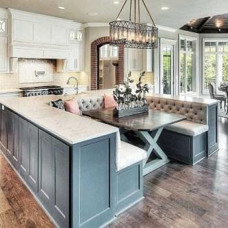 Cool Kitchen Island Design Ideas 36