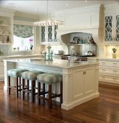 Cool Kitchen Island Design Ideas 43