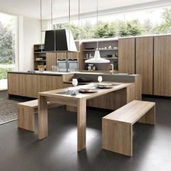 Cool Kitchen Island Design Ideas 44