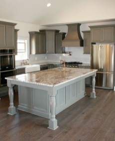 Cool Kitchen Island Design Ideas 50