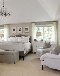 Elegant Small Master Bedroom Inspiration On A Budget 09