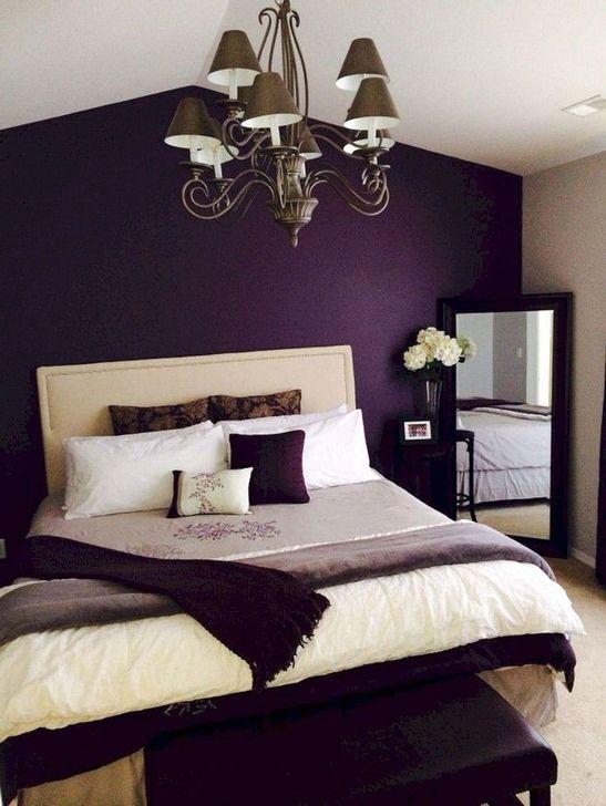 Elegant Small Master Bedroom Inspiration On A Budget 11