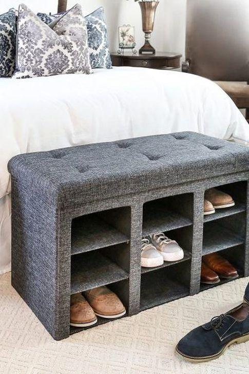 Elegant Small Master Bedroom Inspiration On A Budget 12