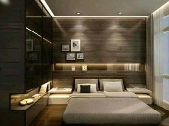Elegant Small Master Bedroom Inspiration On A Budget 41