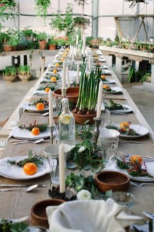 Extraordinary Winter Table Decoration You Can Make 04